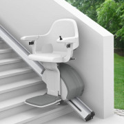 Stair lift for stairs outdoors HomeGlide Outdoor